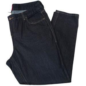 TORRID Jeans Graduate Dark Wash Denim Straight Leg